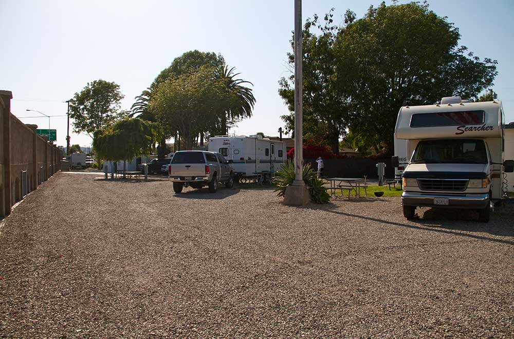 About The Sunrise Rv Park Santa Barbara California