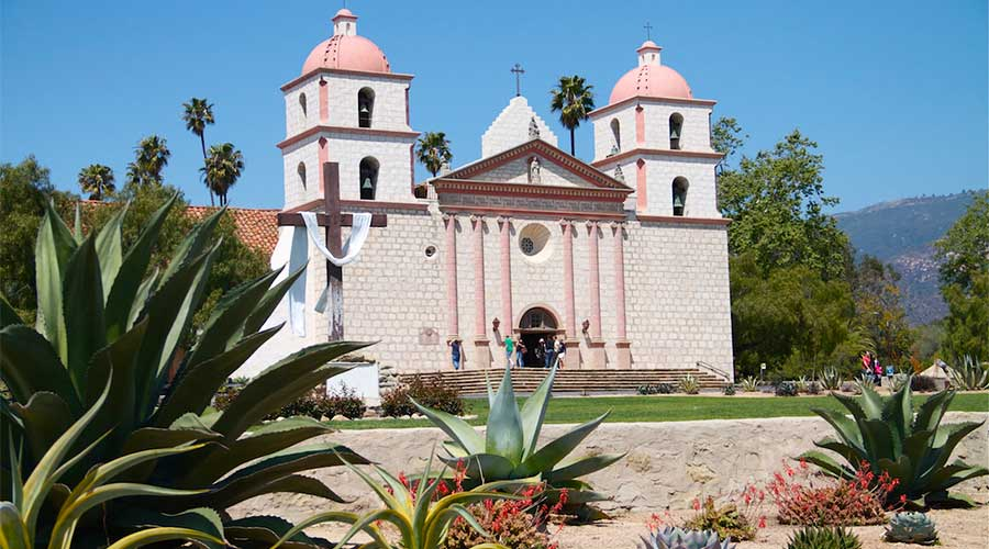 Mission Santa Barbara RV Park
